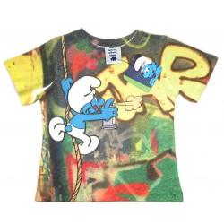 Smerfy t-shirt Smurfs PRIMARK REBEL