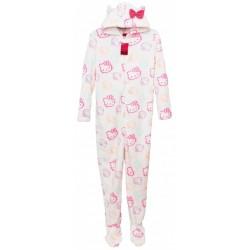 Hello Kitty - cieplutka piżamka PRIMARK