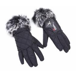 Ciepłe rękawiczki z futerkiem PRIMARK ATMOSPHERE