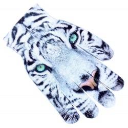 Rękawiczki do ekranów dotykowych- tygrys PRIMARK ATMOSPHERE