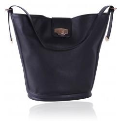 Elegancka, czarna torebka na ramię PRIMARK ATMOSPHERE