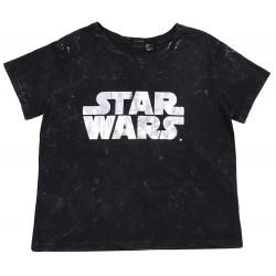Czarna bluzka STAR WARS DISNEY PRIMARK