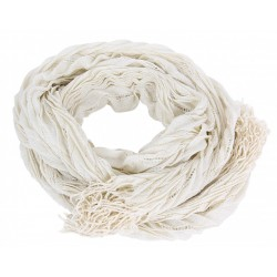 Cream Scarf/Neckerchief ATMOSPHERE