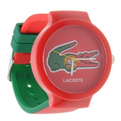 Zegarek Lacoste GOA czerwony