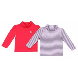 2-pack Cotton Turtle Neck  YOUNG DIMENSION