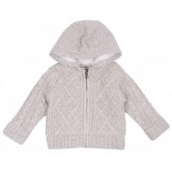 Ciepły, beżowy sweterek PRIMARK