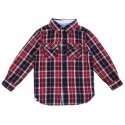 Czerwona koszula w kratę PRIMARK