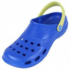 Niebieskie klapki croksy LEMIGO