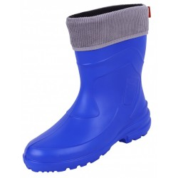 Lemigo Jenny Blue Women Wellies Wellingtons Rain Boots