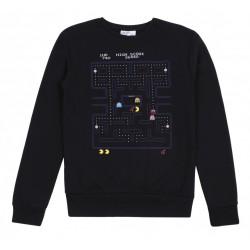 6747401_06 czarna bluza pac-man