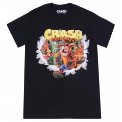 7256102_03 czarna koszulka crash bandicoot