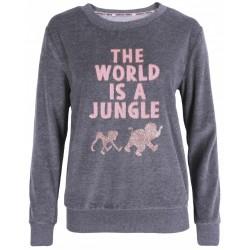 Szara bluza Księga Dżungli DISNEY