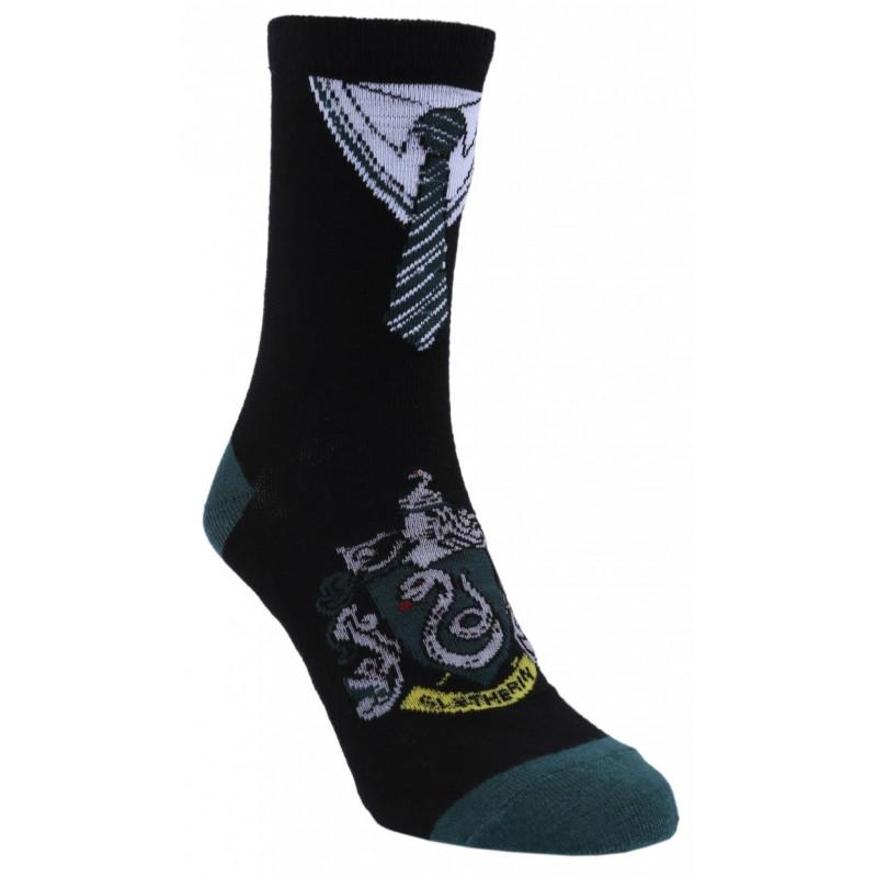 4x Schwarze Socken HARRY POTTER