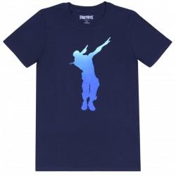 Granatowa koszulka Fortnite