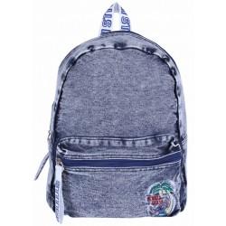 Jeansowy plecak Stich DISNEY