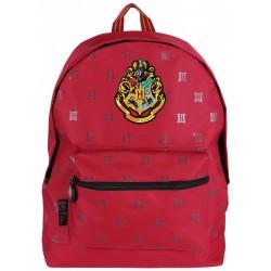 Czerwony plecak Hogwarts