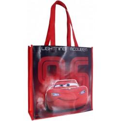 Czerwona torba na zakupy Auta DISNEY