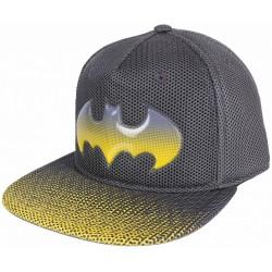 Szaro-żółta czapka Batman DC COMICS