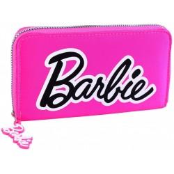 Różowy portfel Barbie