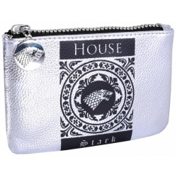 Srebrny portfel, kosmetyczka Gra o tron