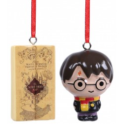 2x Figurki do zawiesznia HARRY POTTER