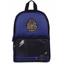 Czarno-granatowy plecak Ravenclaw Harry Potter