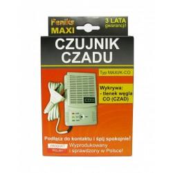 FENIKS przewodowy czujnik CZADU + certyfikat