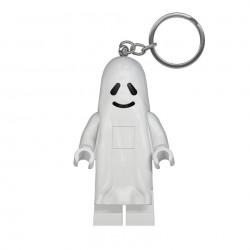 Brelok do kluczy z latarką Duch LEGO