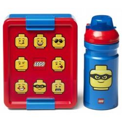 Zestaw: lunchbox i bidon Classic LEGO