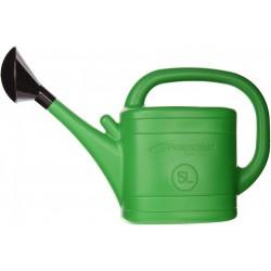 Zielona konewka z sitkiem 5 l