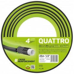 """Wąż ogrodowy QUATTRO 1/2"""" 25M Cellfast"""