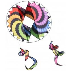 Trójwymiarowy latawiec X-Kites Circle Wing Dragon