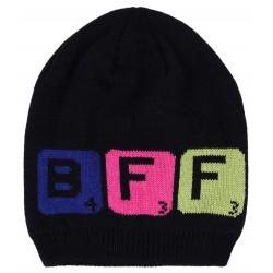 Black boys' hat BFF