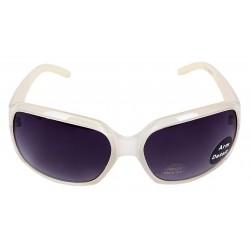 100% UV OPIA cream glasses