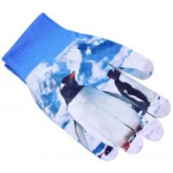Touchscreen gloves -Penguins