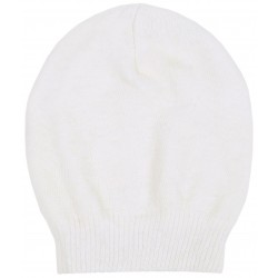 Women's cream hat