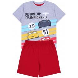 Boys' Grey&Red Pyjamas CARS Disney