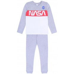 Boys' Grey NASA Pyjamas