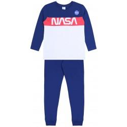 Boys' Grey&Navy Blue NASA Pyjamas
