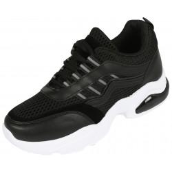 Women's Black Sportswear/ Sneakers VICES