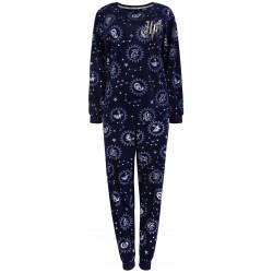 Dwuczęściowa, granatowa piżama damska Harry Potter PRIMARK