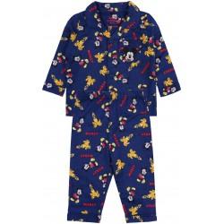 Flanelowa piżama dwuczęsciowa Myszka Mickey