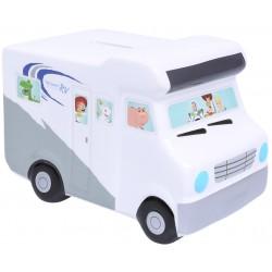 Porcelanowa skarbonka kamper Toy Story 4