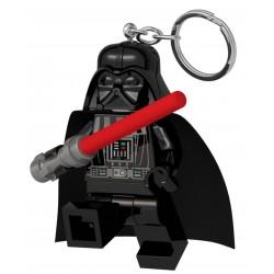 Brelok do kluczy z latarką LEGO Star Wars Darth Vader z mieczem świetlnym
