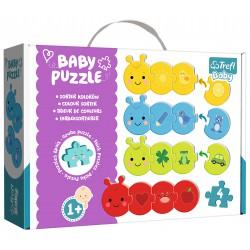 Puzzle Baby Classic-Sorter kolorów TREFL