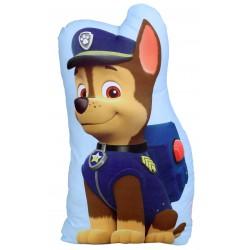 Jasnoniebieska poduszka kształtka CHASE Psi Patrol