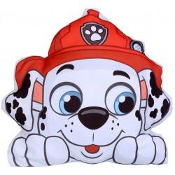Szara poduszka kształtka MARSHALL Psi Patrol
