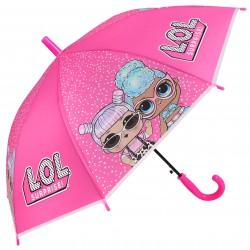 Różowy parasol z laleczkami L.O.L. SURPRISE