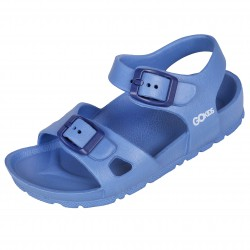 Super lekkie sandałki w kolorze niebieskim LEMIGO