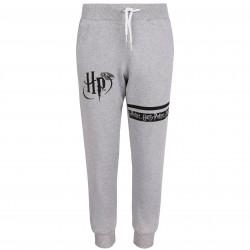 Szare spodnie dresowe HP